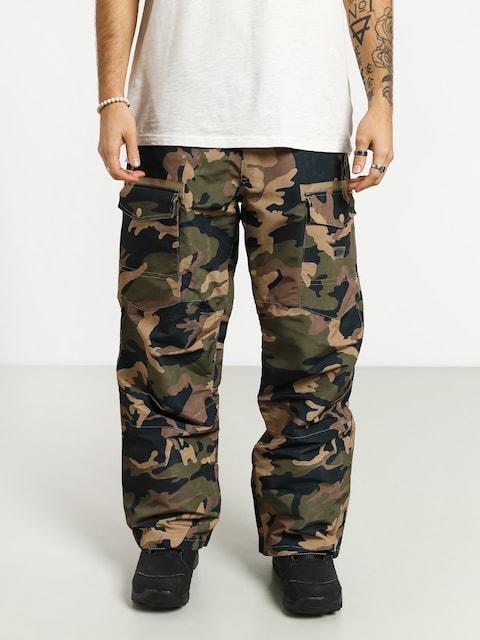 DC Code Snowboard pants (mns vintage camo)