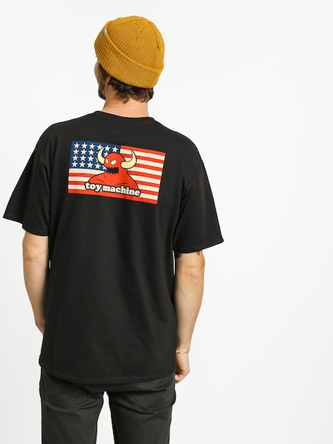 Toy Machine American Monster T-shirt (black)