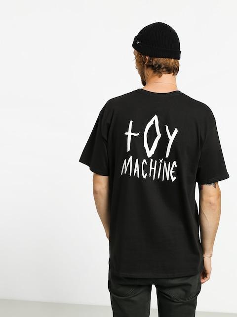 Toy Machine Sketchy Monster T-shirt (black)