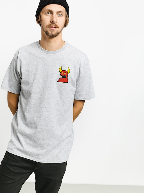 Toy Machine Sketchy Monster T-shirt (grey)