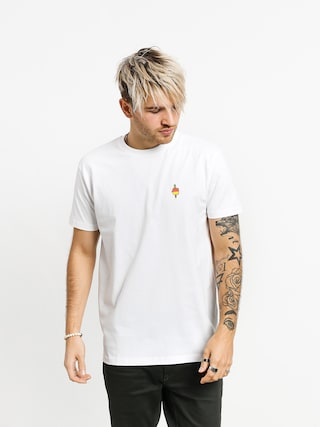 Iriedaily Flutscher T-shirt (white)