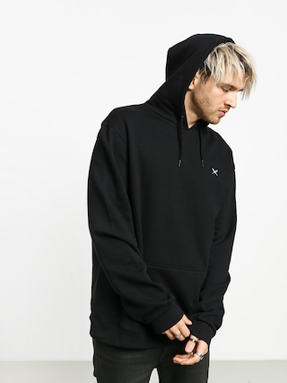 Iriedaily Mini Flag HD Hoodie (black)