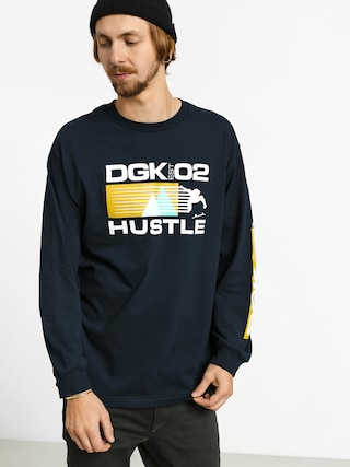 DGK Established Longsleeve (navy)