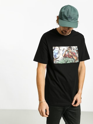 DGK Talkin T-shirt (black)