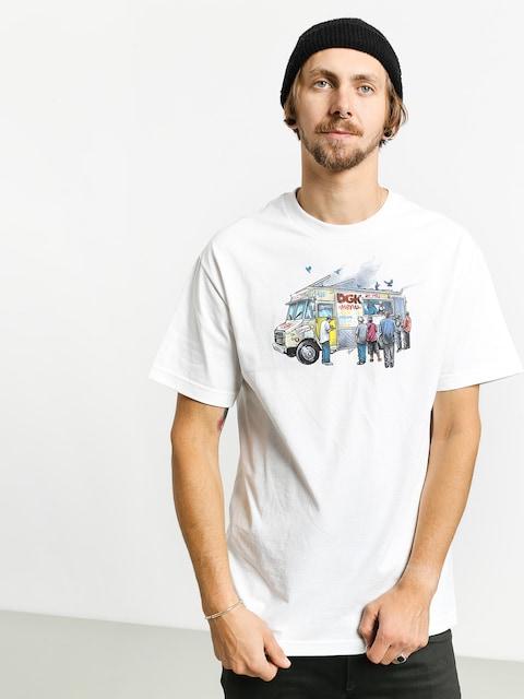 DGK Munchies T-shirt (white)