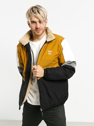 Iriedaily Get Funky Jacket (black yellow)