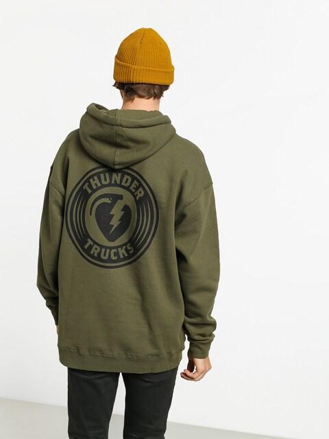 Thunder Chrged Grenade Hoodie (army/black)