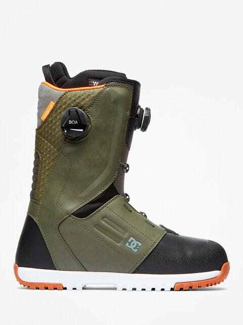 DC Control Boa Snowboard boots (olive camo)