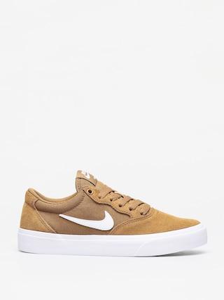 Nike SB Chron Shoes (golden beige/white)
