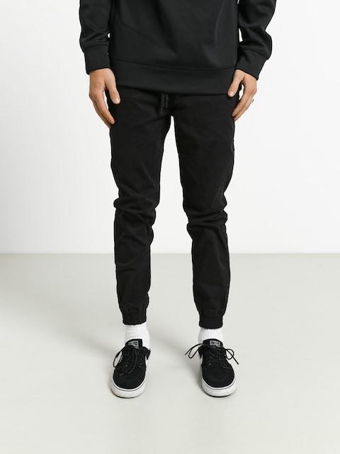 Elade Jogger Icon Mini Logo Pants (black)