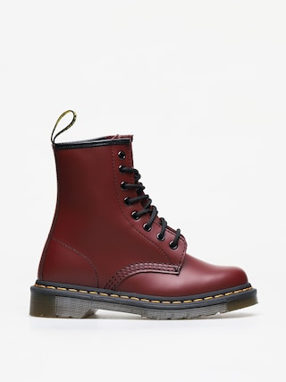 Dr. Martens 1460 Shoes (cherry red smooth)