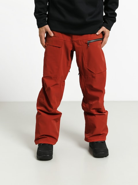 Quiksilver Tr Stretch Snowboard pants (barn red)