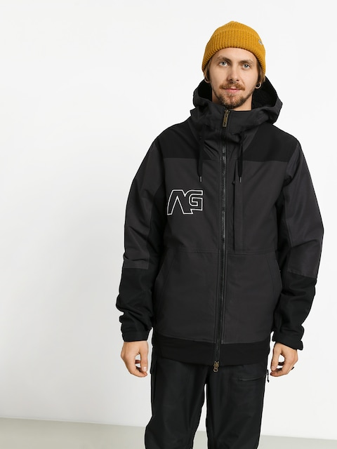 Analog Greed Snowboard jacket (trublk/phntom)