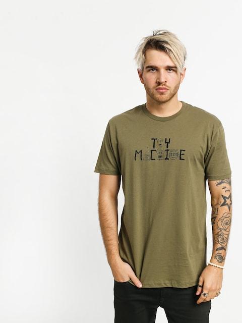 Toy Machine Dudes T-shirt (military)