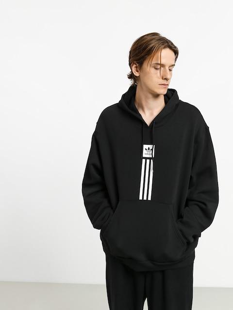 adidas Solid Pillar HD Hoodie (black/white)
