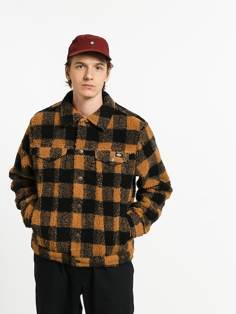 Dickies Cawood Jacket (brown duck)
