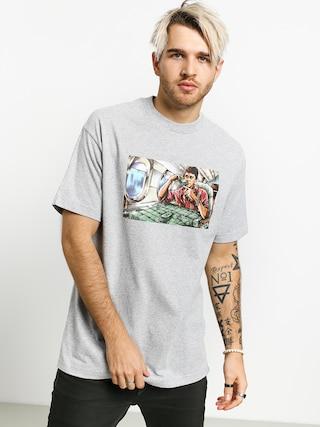 DGK Talkin T-shirt (athletic heather)