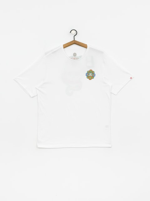 Element Abyss T-shirt (optic white)