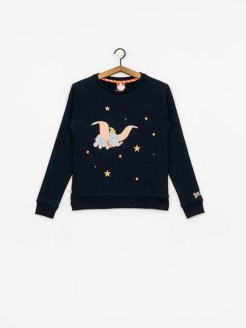 Femi Stories Magic Dumbo Sweatshirt Wmn (nvy)