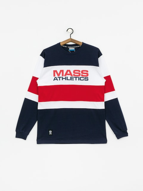MassDnm Slapshot Longsleeve (navy)