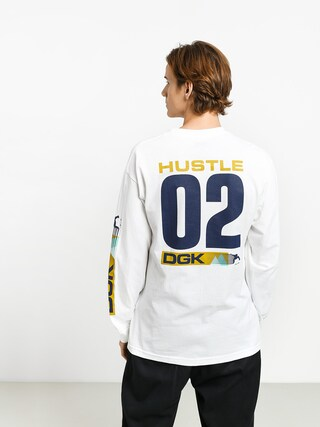 DGK Established Longsleeve (white)
