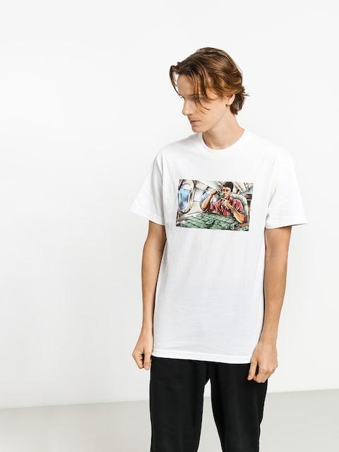 DGK Talkin T-shirt (white)