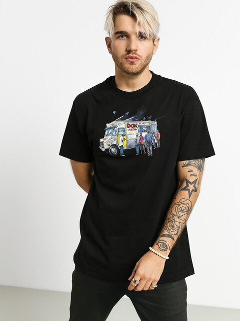 DGK Munchies T-shirt (black)