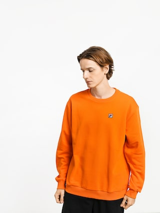 Fila Hector Crew Sweatshirt (mandarin orange)