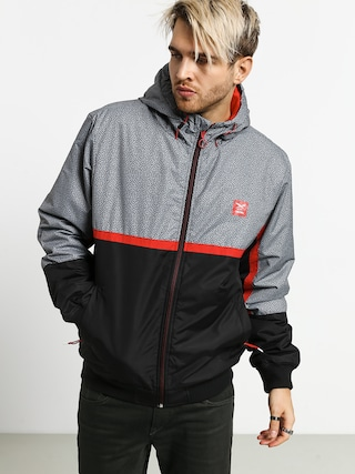 Iriedaily Rastron Jacket (grey red)