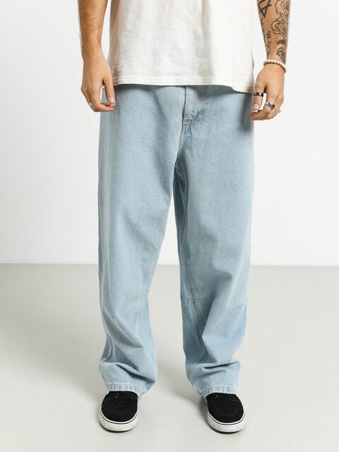 Polar Skate Big Boy Jeans Pants (bleach blue)
