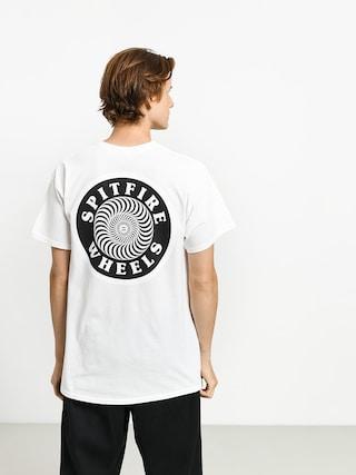 Spitfire Og Circle T-shirt (white/black)