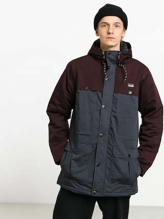 Iriedaily Eissegler 2.0 Jacket (red wine)