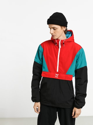 Iriedaily Get Down Jacket (petrol red)