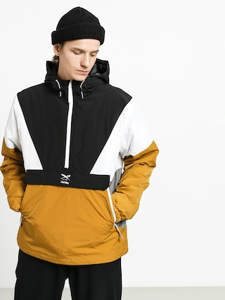 Iriedaily Get Down Jacket (black yellow)