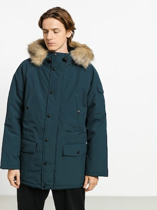 Carhartt WIP Anchorage Parka Jacket (duck blue/black)
