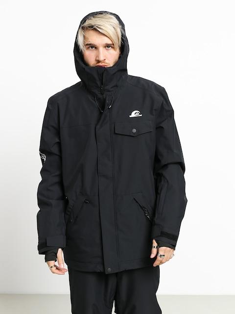 Quiksilver In The Hood Snowboard jacket (black special art)