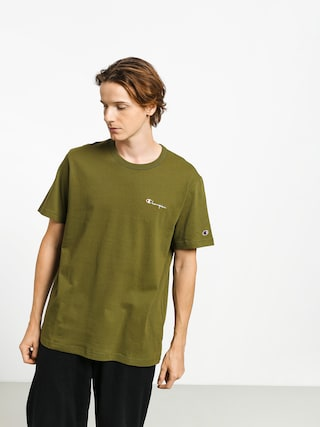 Champion Premium Reverse Weave Left Chest Logo T-shirt (cpo)
