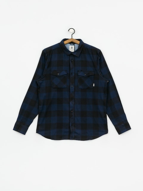 Element Tacoma 2Colors Ls Shirt (indigo)
