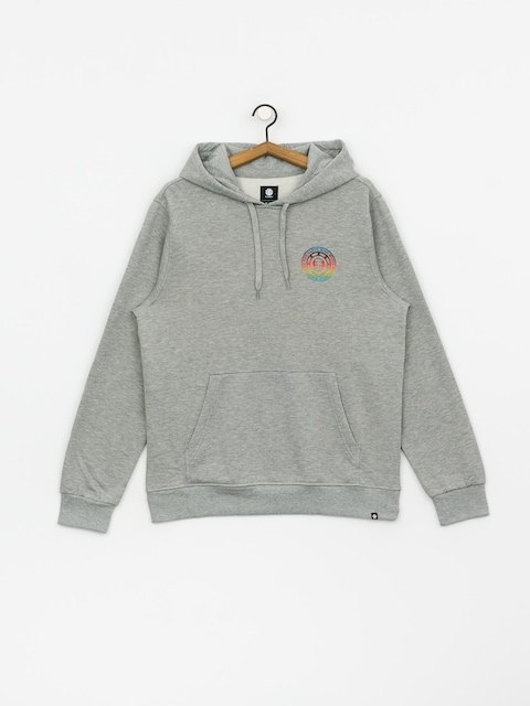 Element Seal Gradient HD Hoodie (grey heather)