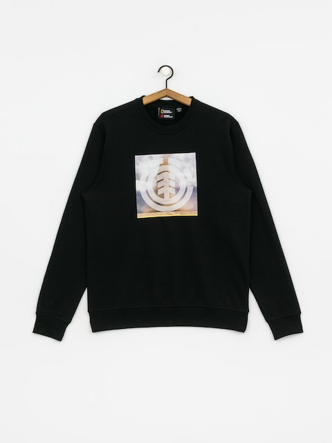 Element Combust Icon Sweatshirt (flint black)