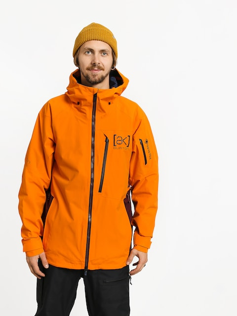 Burton Ak Gore Cyclic Snowboard jacket (russet orange)