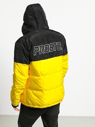 Prosto Winter Adament Jacket (black/yellow)