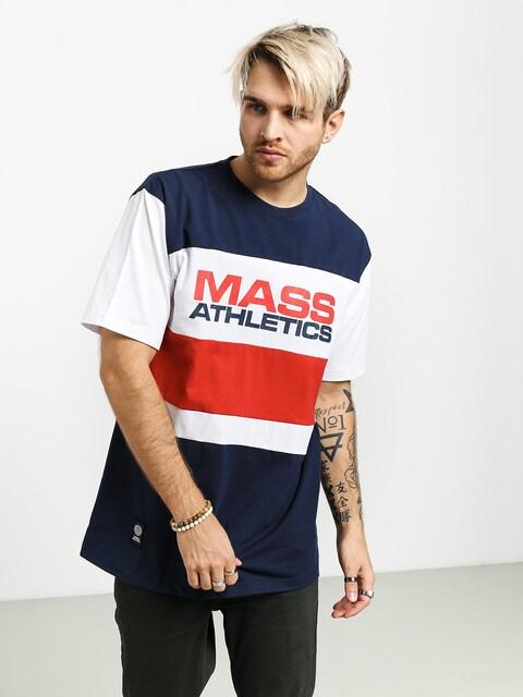 MassDnm Slapshot T-shirt (navy)