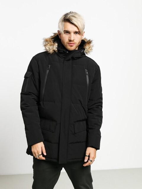 Prosto Long Jacket Jacket (black)