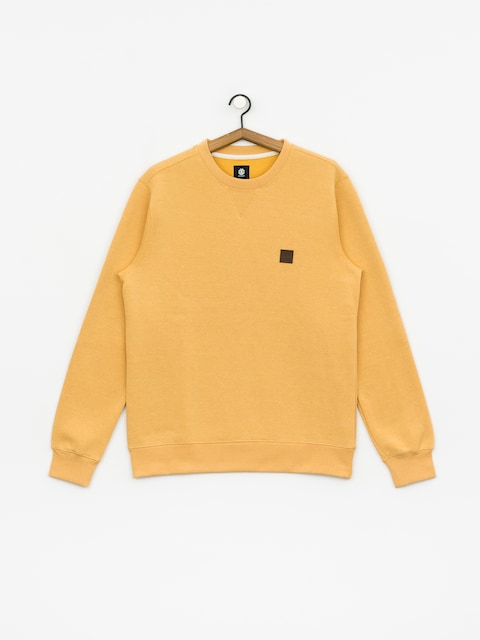 Element Heavy Cr Sweatshirt (mineral yel htr)