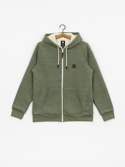 Element Heavy Sherpa ZHD Hoodie (forest nig heat)