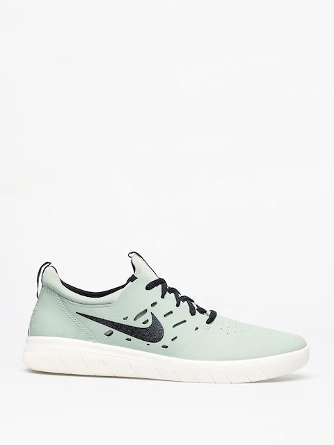 Nike SB Nyjah Free Shoes (jade horizon/black jade horizon)