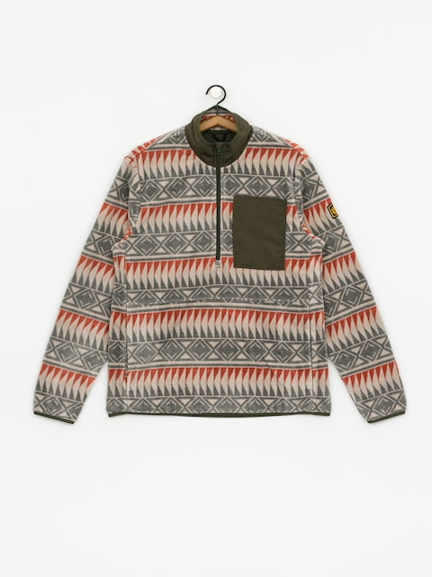Element Windrift Qtr Seeker Sweatshirt (ash grey)