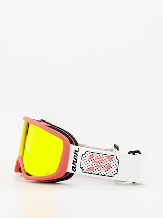 Anon Deringer Goggles Wmn (white rose/sonar red)