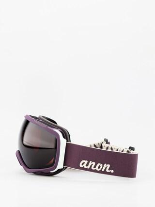 Anon Tempest Goggles Wmn (purple/sonar smoke)
